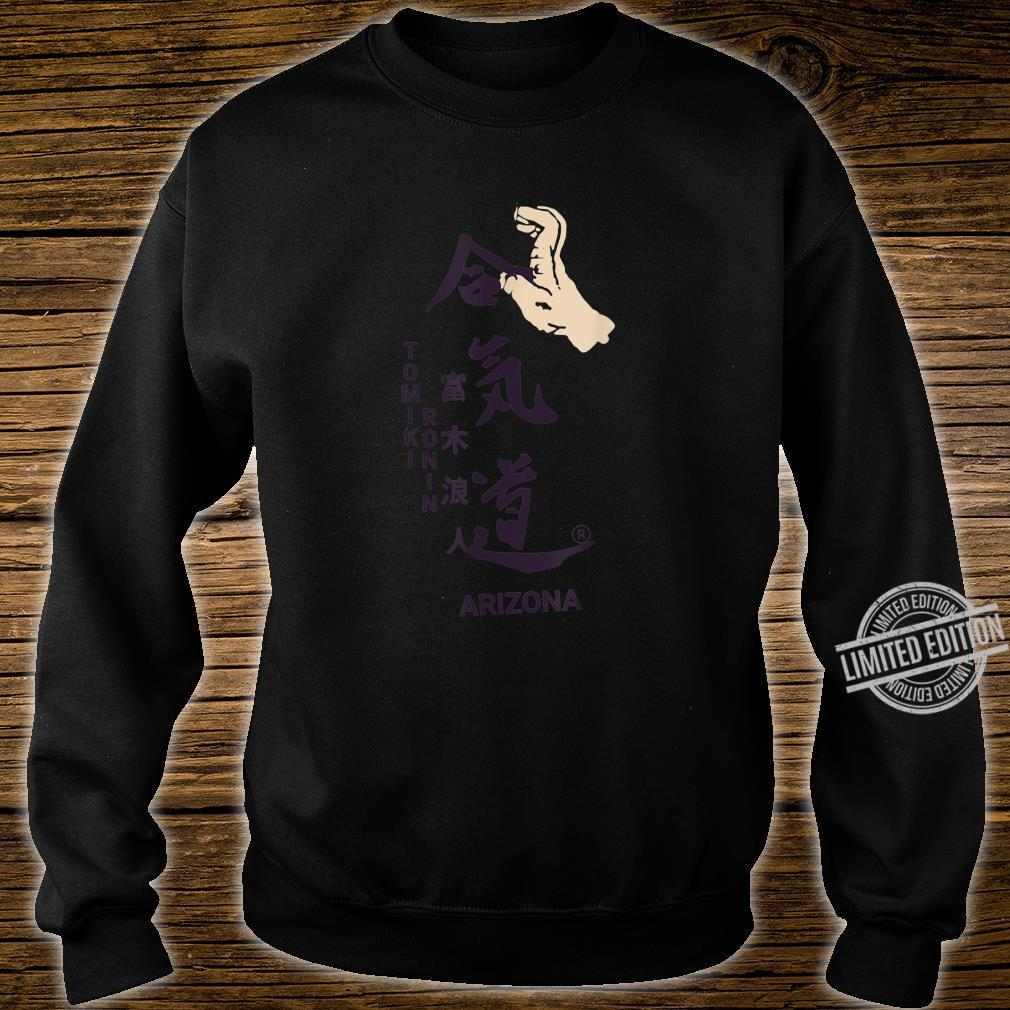 Aikido Floormaster Takedown Design Shirt sweater