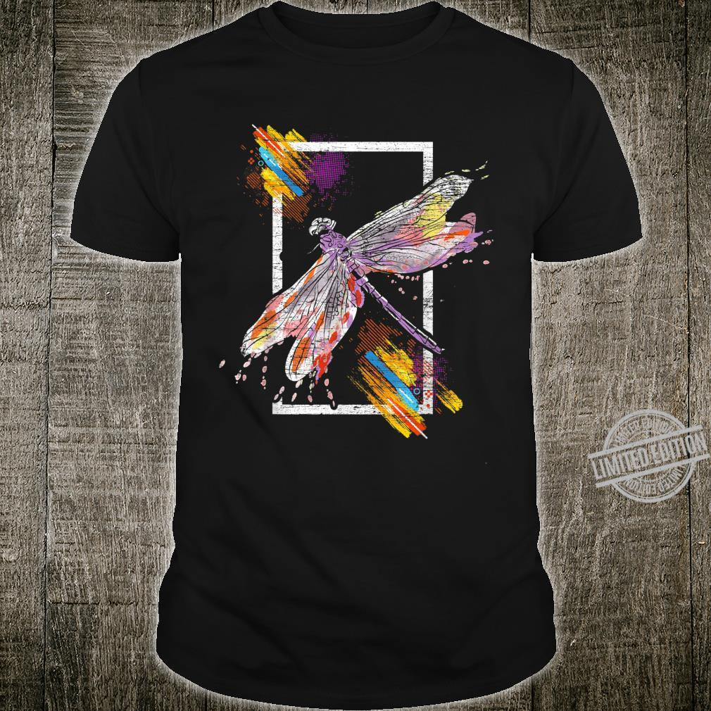 Animal Retro Dragonfly Shirt