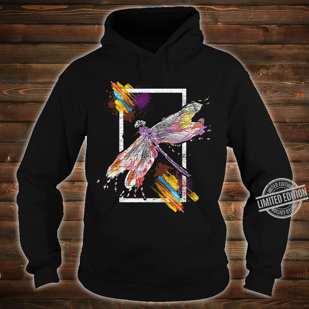 Animal Retro Dragonfly Shirt hoodie