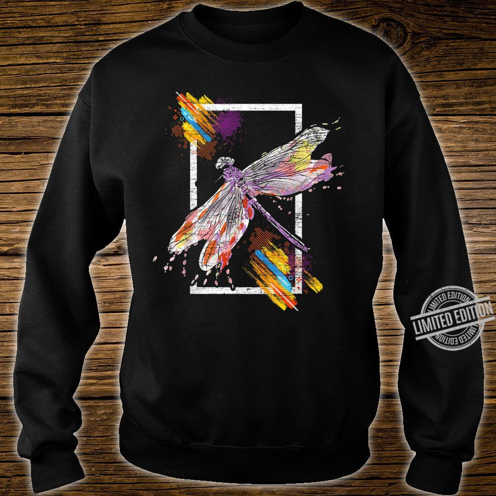 Animal Retro Dragonfly Shirt sweater