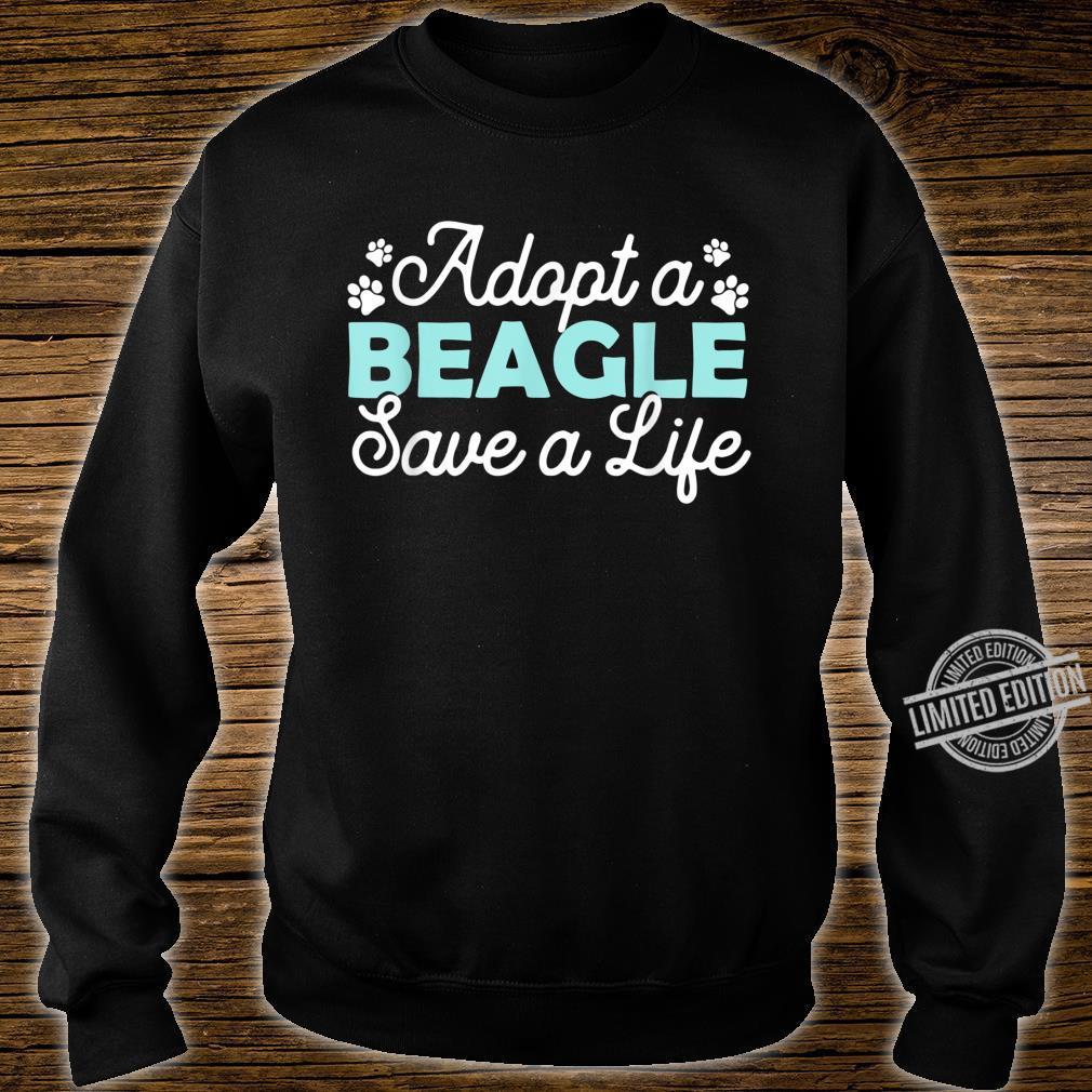 Beagle Adoption Beagles Rescue Outfit Beagle Shirt sweater