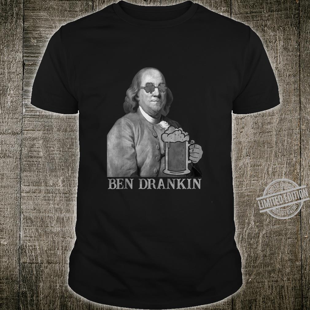 Ben Drankin Lucky St Patricks Day 2020 Shirt