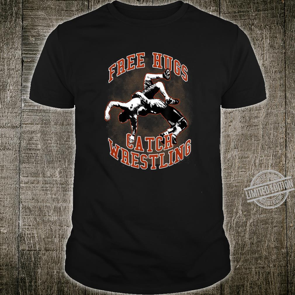 Catch Wrestling Free Hugs, CACC Shirt