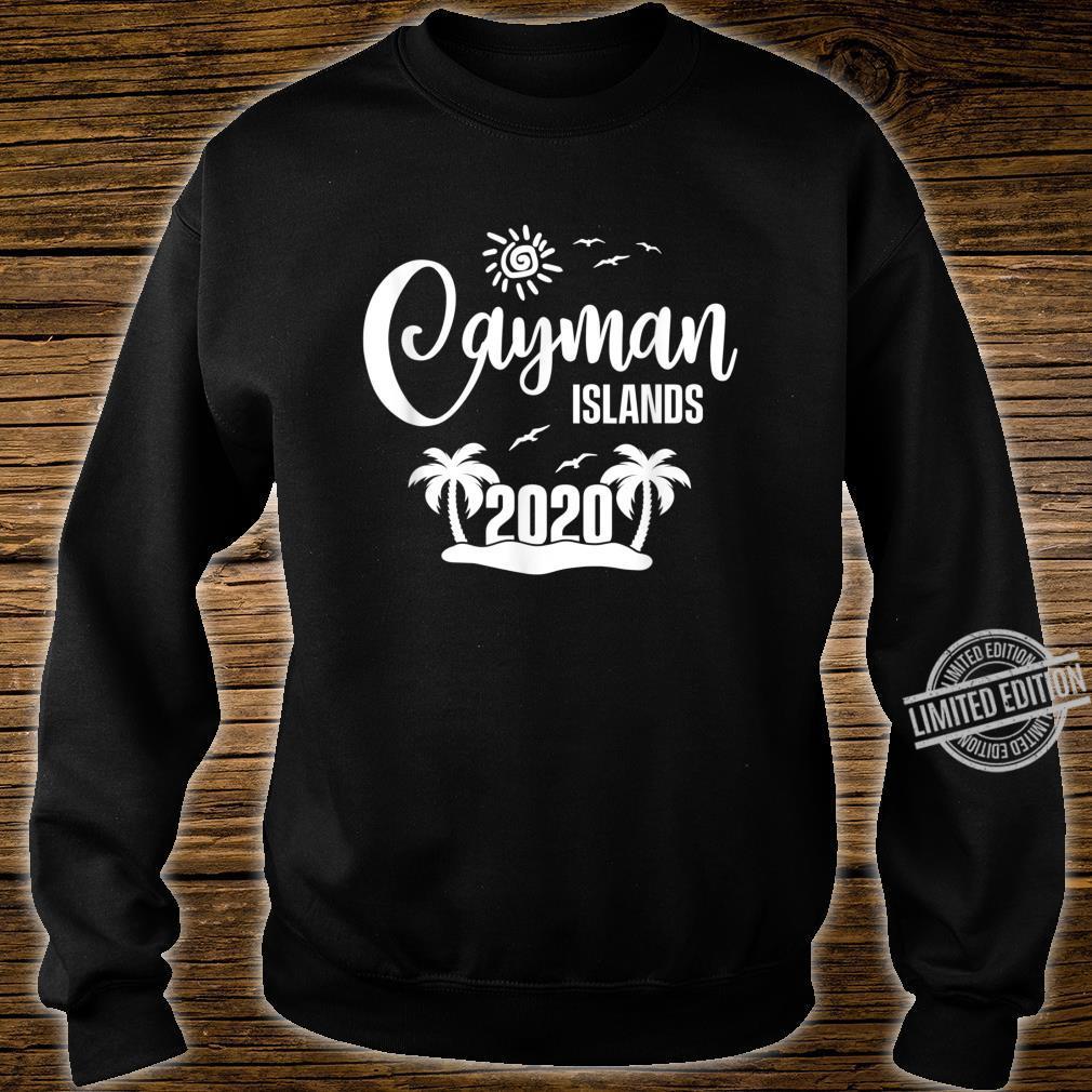 Cayman Islands 2020 Summer Vacay Beach Trip Vacation Shirt sweater