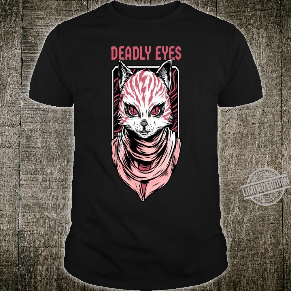 Deadly Eyes Crewneck Shirt