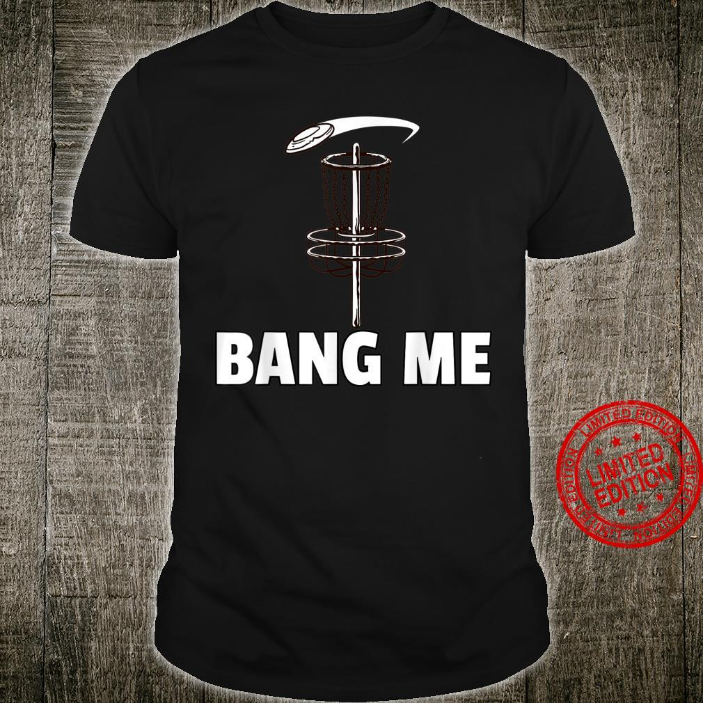Disc Golf Ultimate Frisbee Flying Disc Player Shirt