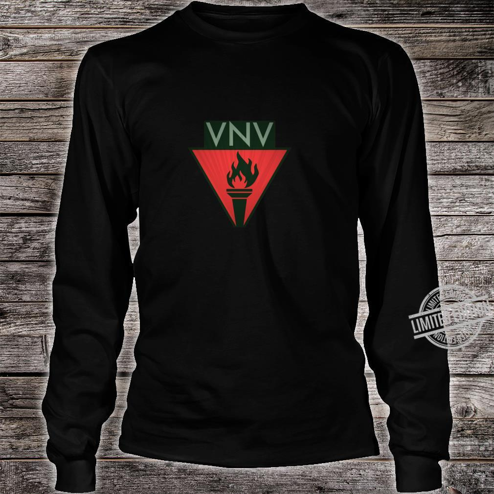 EBM Electronic Body Music VNV Shirt long sleeved