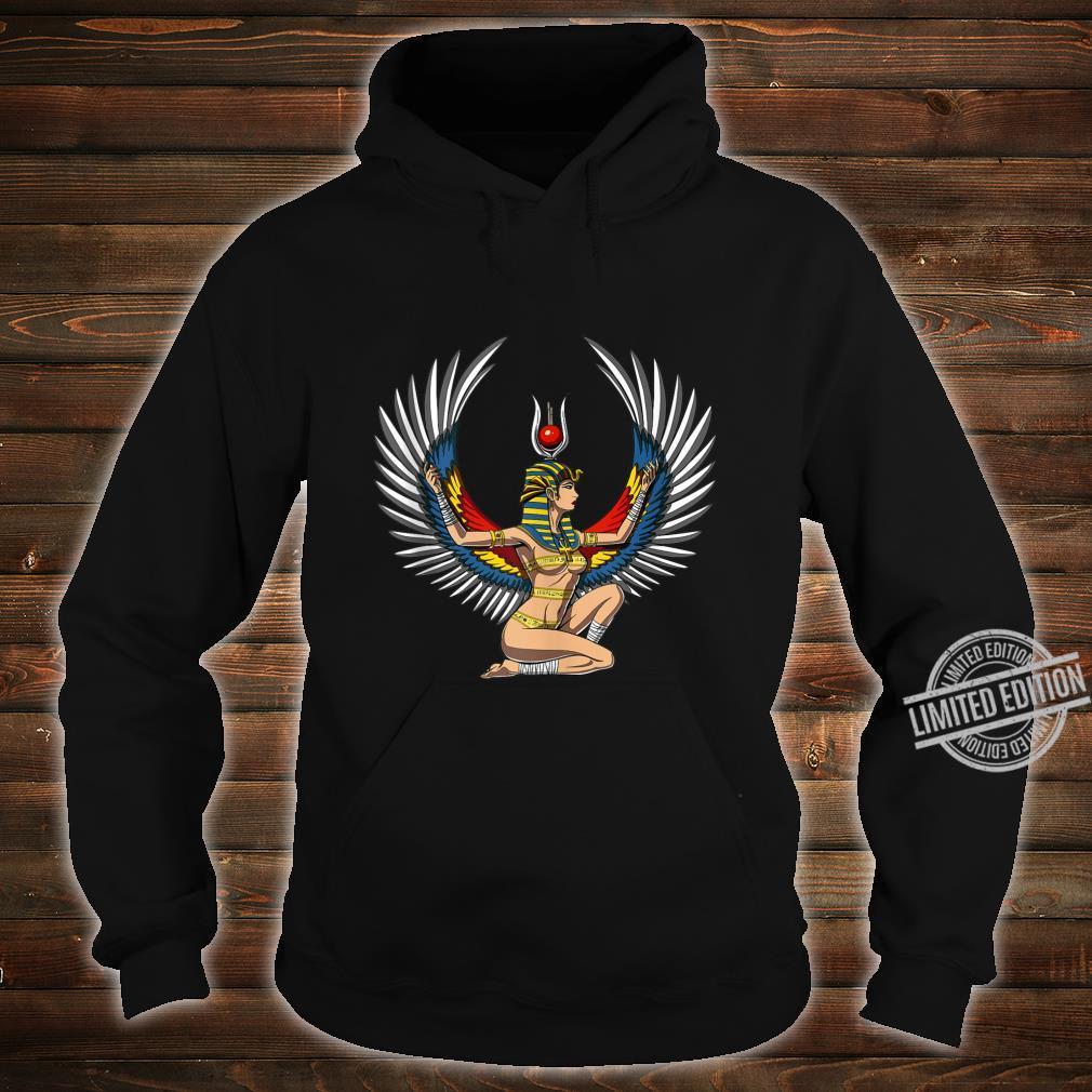 Egyptian Goddess Isis Queen Pharaoh Shirt hoodie