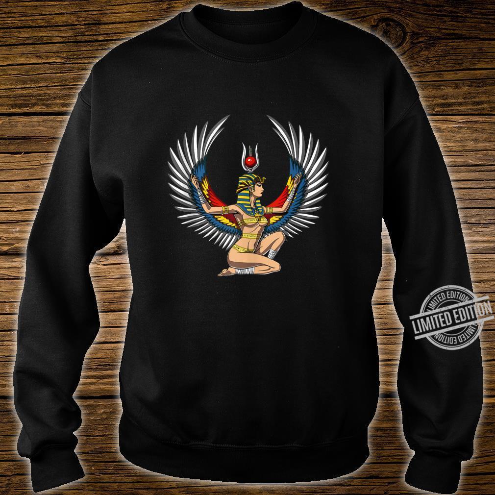 Egyptian Goddess Isis Queen Pharaoh Shirt sweater