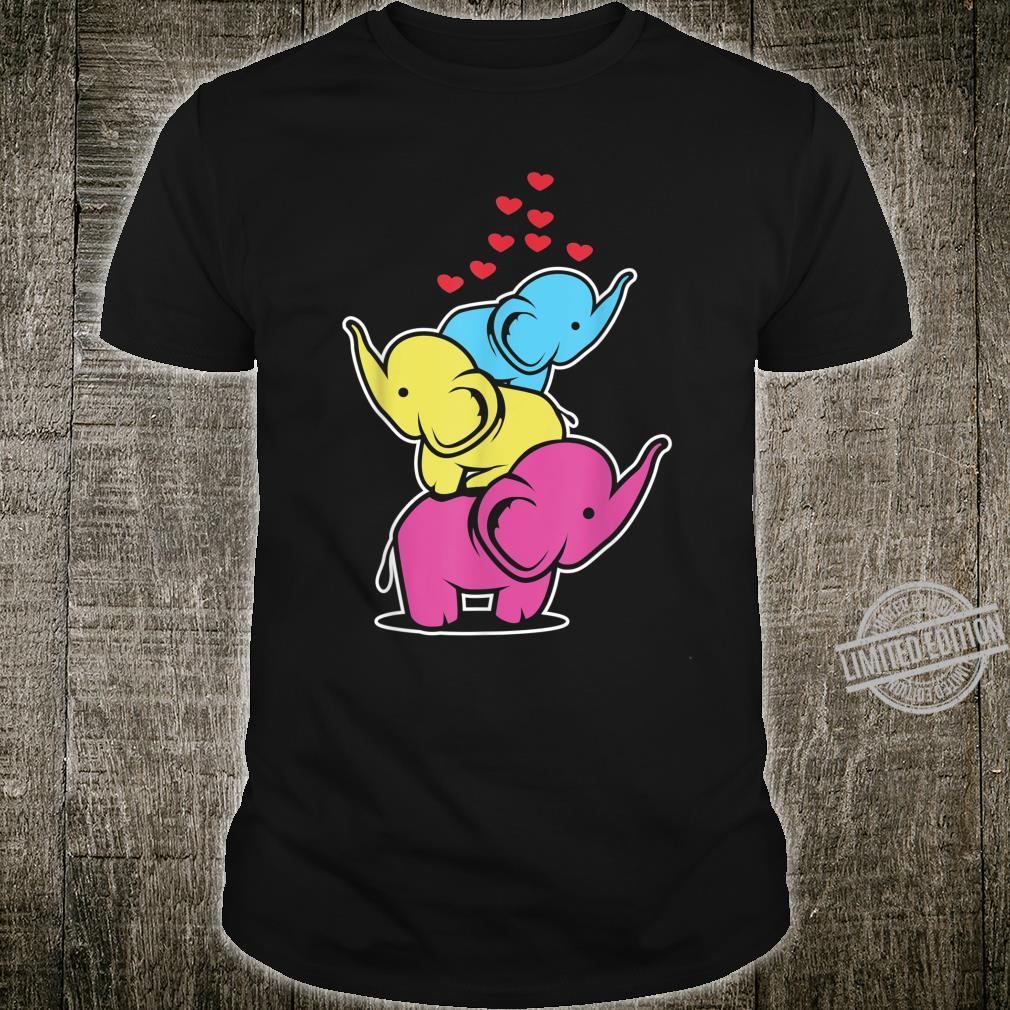Elephants Pet Or Zoo Keeper Shirt