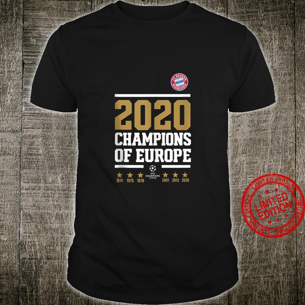 Final Champions League Shirt