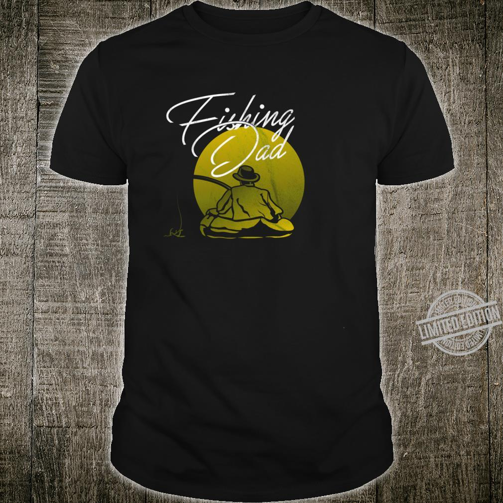 Fishing Papa Dad Shirt