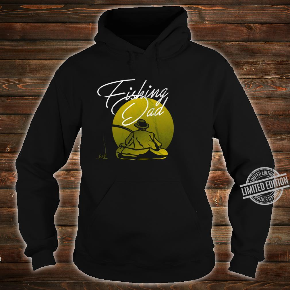 Fishing Papa Dad Shirt hoodie