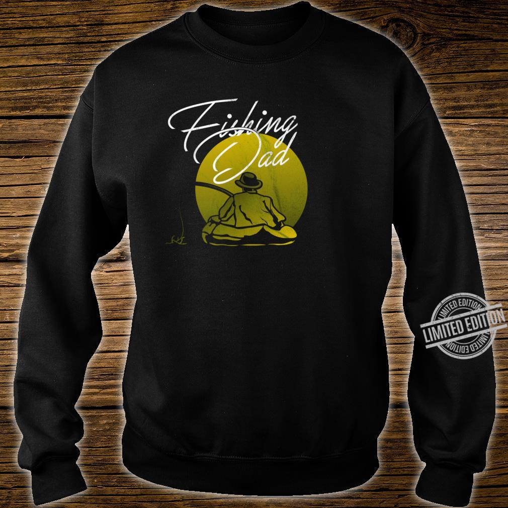 Fishing Papa Dad Shirt sweater