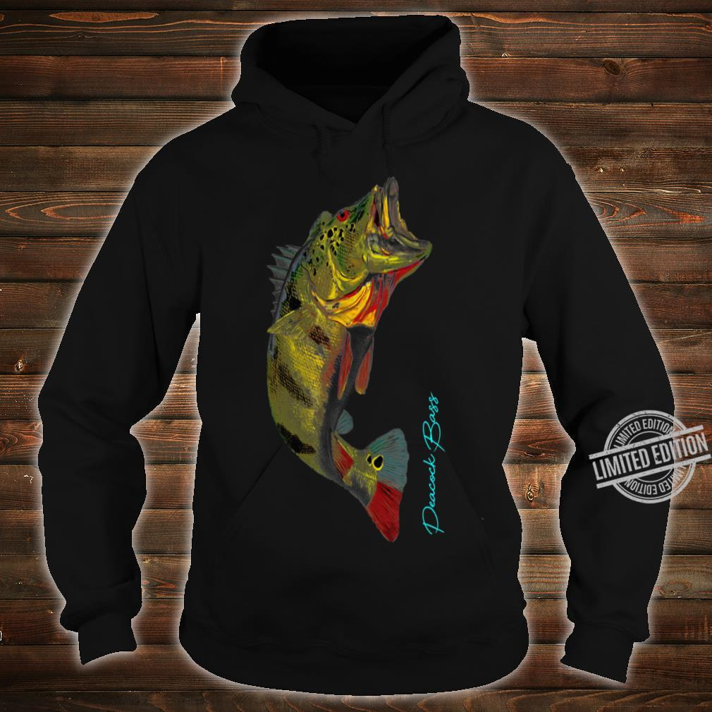 Fishing Peacock Bass Fishing Ar Shirt hoodie