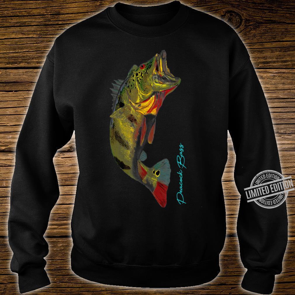 Fishing Peacock Bass Fishing Ar Shirt sweater