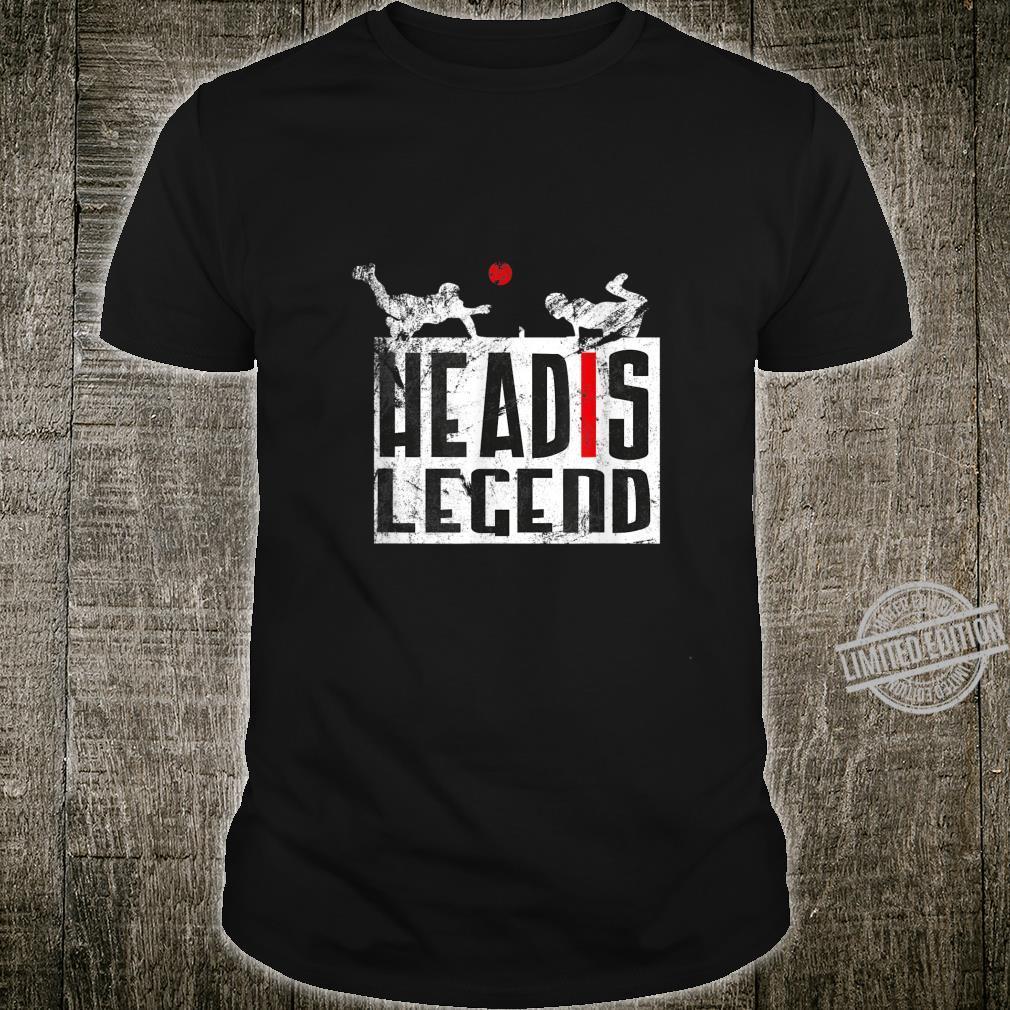 Headis Legend Sport Ball lustiges Tischtennis Geschenk Shirt