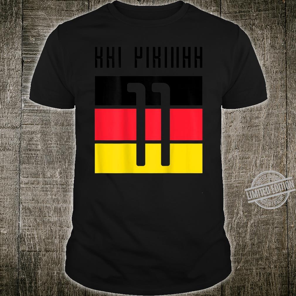 Herren Mallorca Bulgarien Party Sauftrikot Deutschland Sauf Trikot Shirt