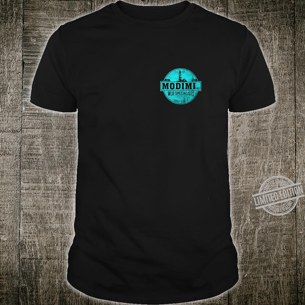 Herren MoDiMi Inc BEIDSEITIG BEDRUCKT by Larry Lunte® Shirt