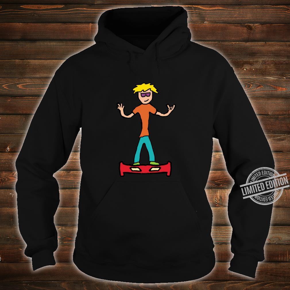 Hoverboard Shirt hoodie