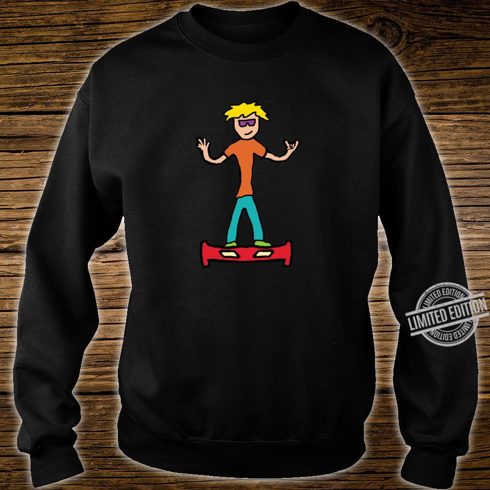 Hoverboard Shirt sweater