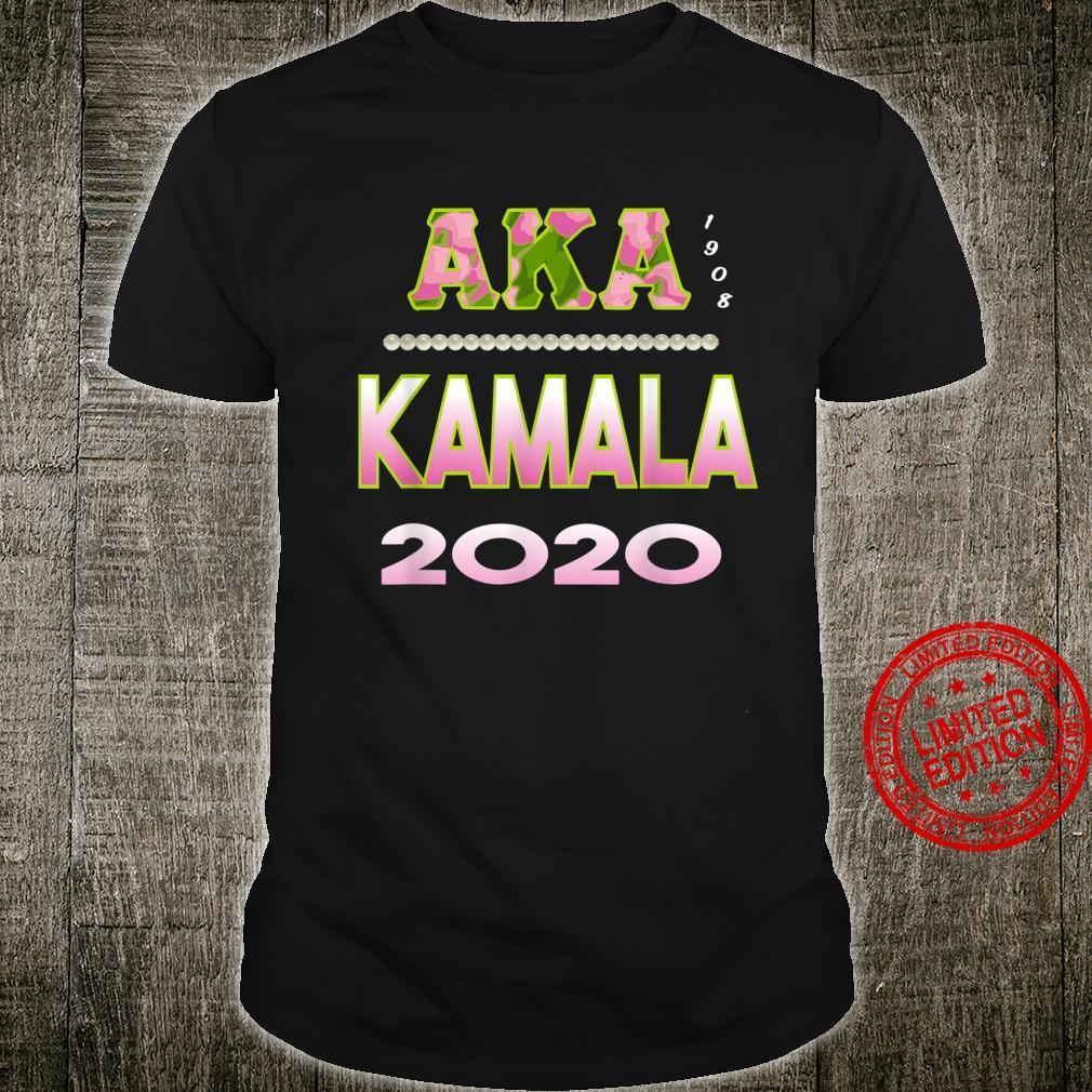 Kamala Harris 1908 Vice President Candidate 2020 Shirt