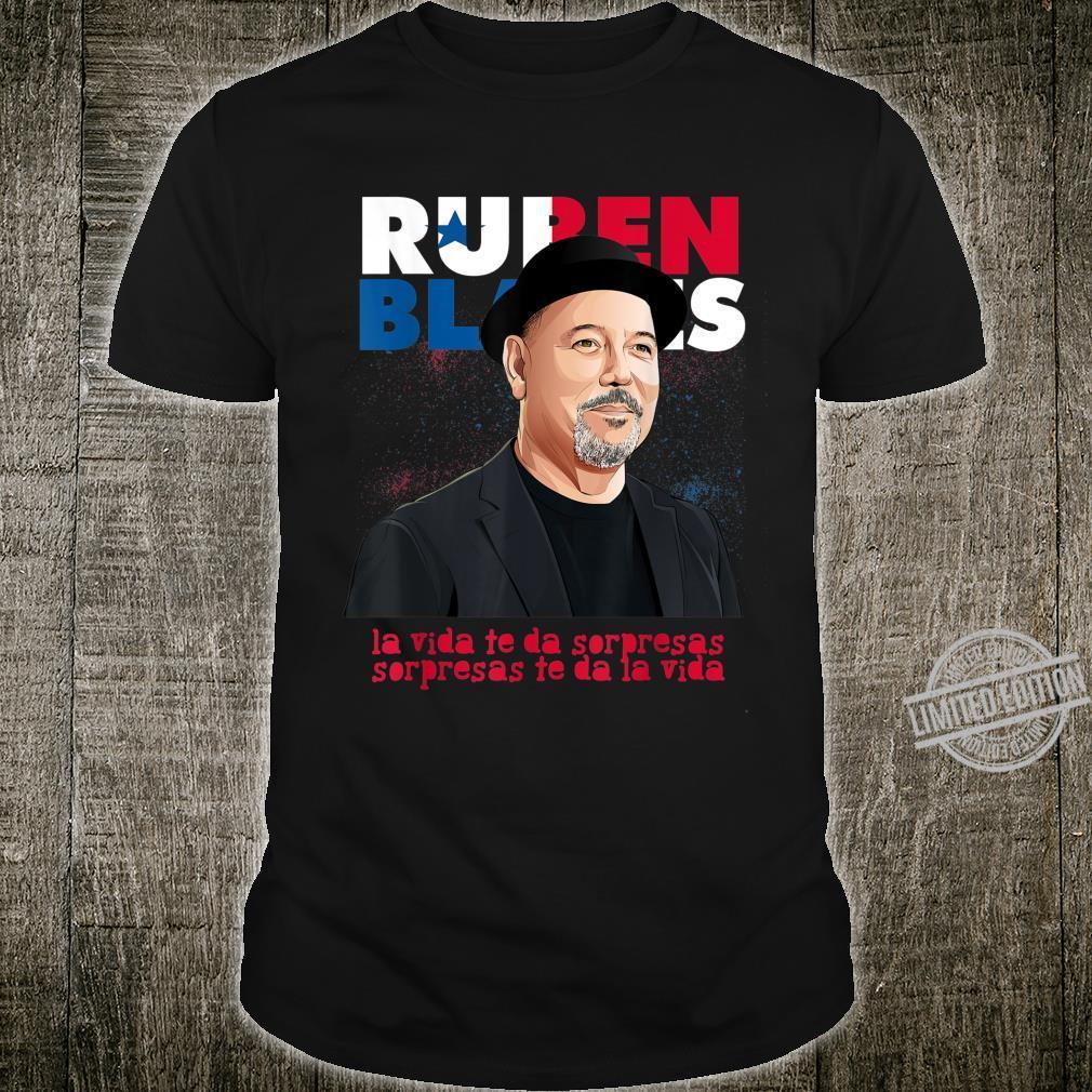 Ruben Blades Poeta Shirt