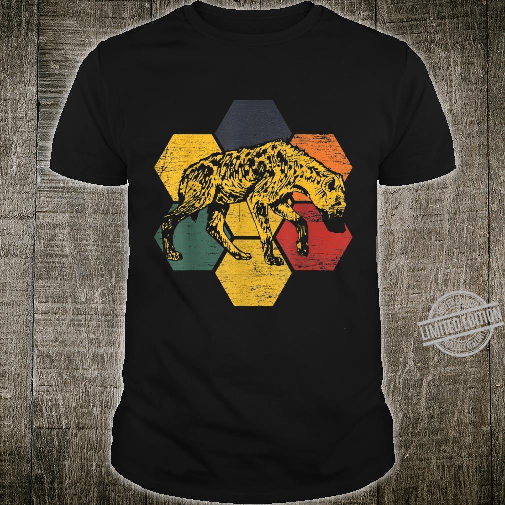 Safari Animal Idea Zoo Hyena Shirt