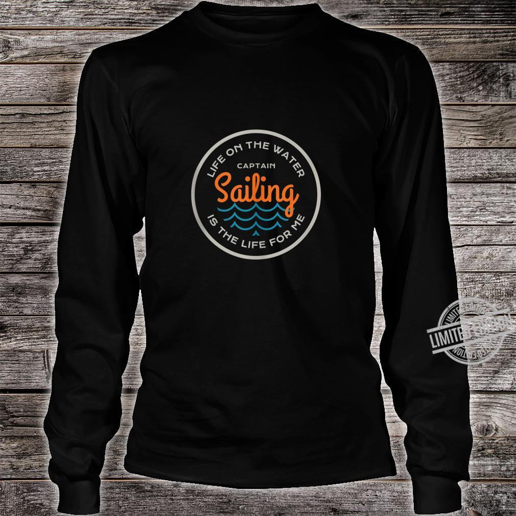 Sailing Quote Love To Sail Saying For Enthusiasts Shirt long sleeved
