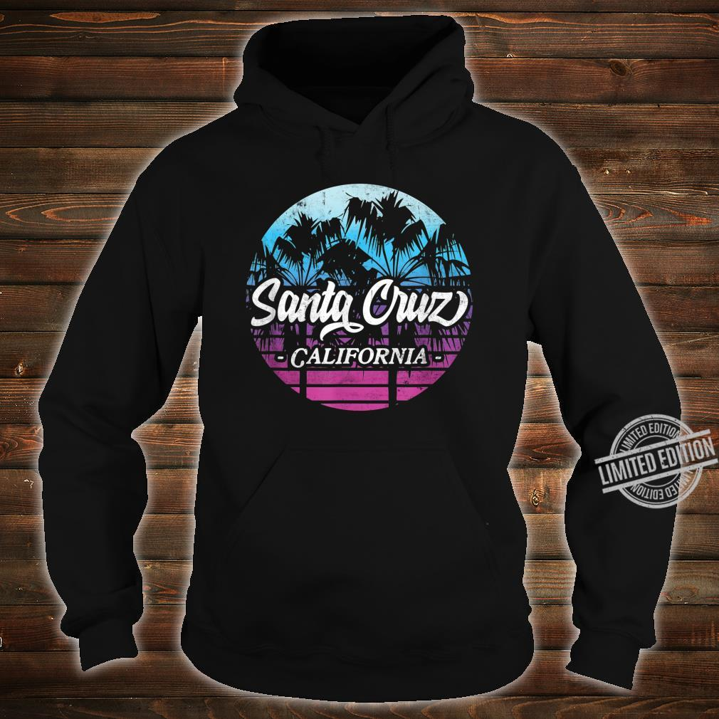 Santa Cruz California vintage retro Shirt hoodie