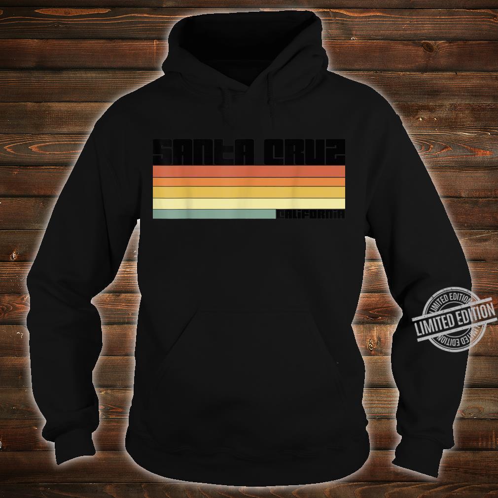 Santa Cruz vintage retro Surfboard Summer and weekend Shirt hoodie