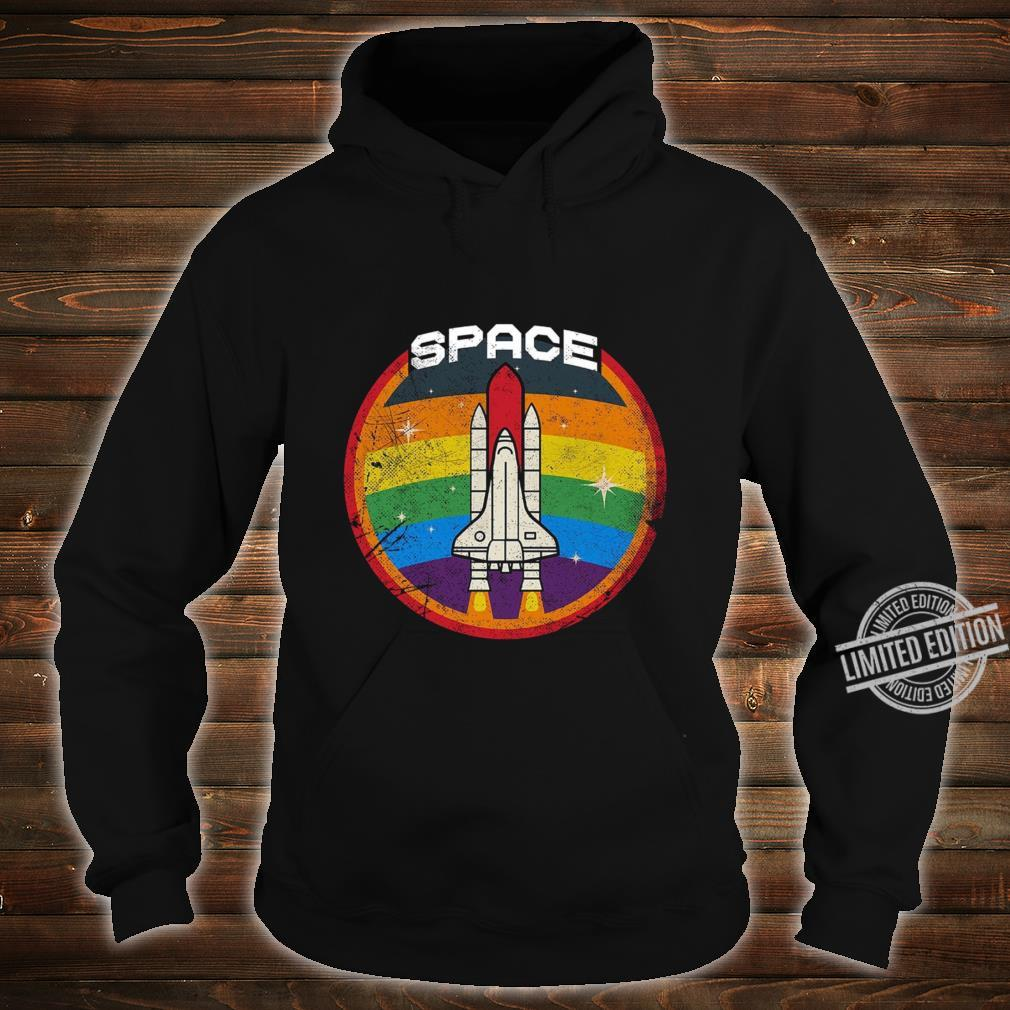 Space The Official Astronaut Shirt hoodie