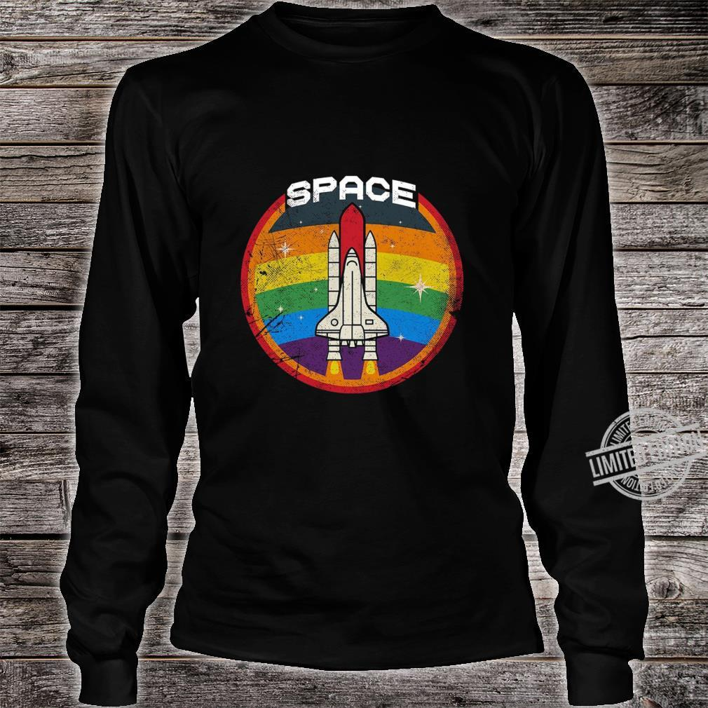 Space The Official Astronaut Shirt long sleeved