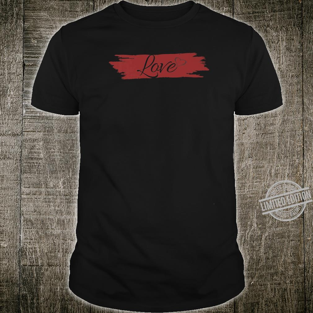 Valentine's Day Cute Matching Intimate for Couples Love Shirt