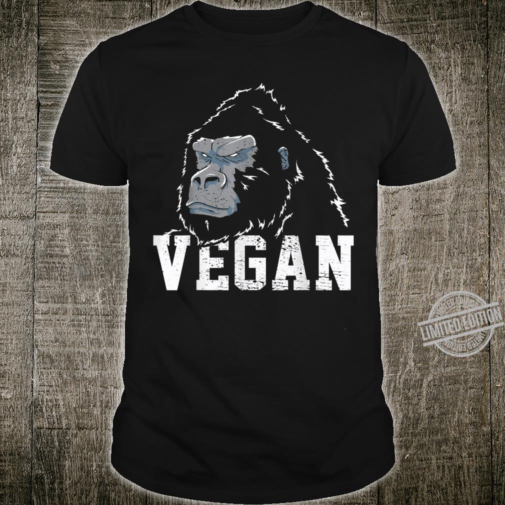 Vegan Bodybuiling Fitness Sports Shirt